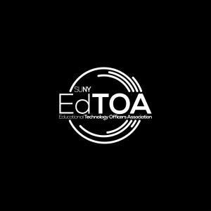 EdTOA Logo Preview #828 White