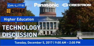 Higher Education Technology Discussion at the University of Rochester