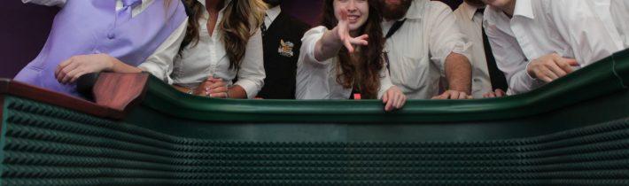 SUNY Broome's Casino Vespa