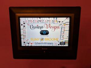 Casino Vespa - SUNY Broome Community College